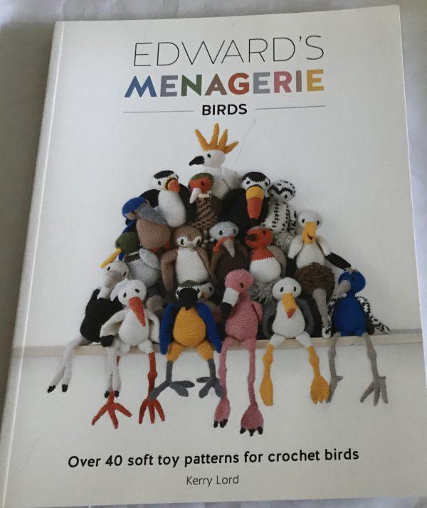 CCAE8A49 AA11 4B26 8091 A062FC01315B 600x714 - Toft Edward's Menagerie Birds Book