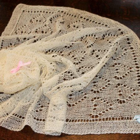 IMG 3321 450x450 - The Lace Knittery Great British Baby Blanket PDF knitting pattern