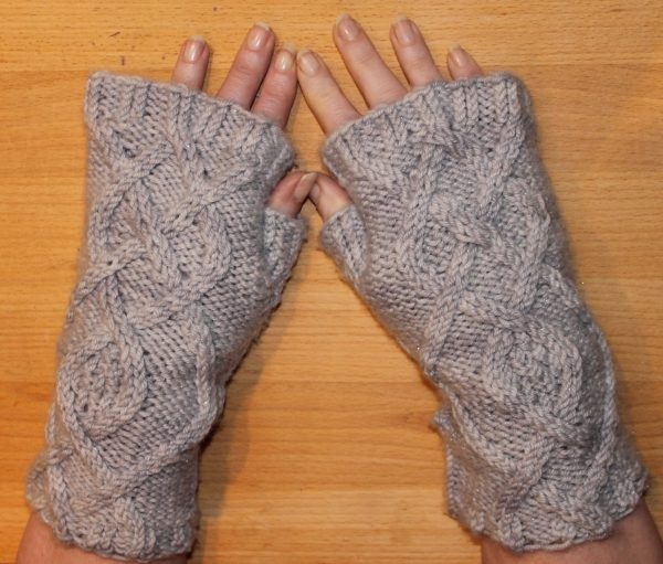 IMG 3473 600x511 - The Lace Knittery Penryn Mitts PDF knitting pattern