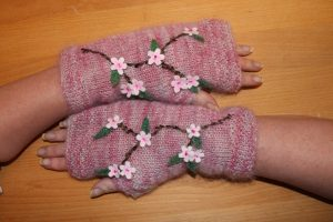 new gloves and nerm sept 2015 017 2016 03 29 14 01 25 UTC 300x200 - The Lace Knittery Embellished Fingerless Mitt PDF Knitting Pattern