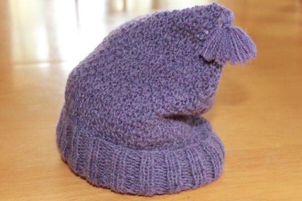 tassel hat 004 2016 03 29 14 01 25 UTC 600x400 - The Lace Knittery Tassel Hat PDF Knitting Pattern