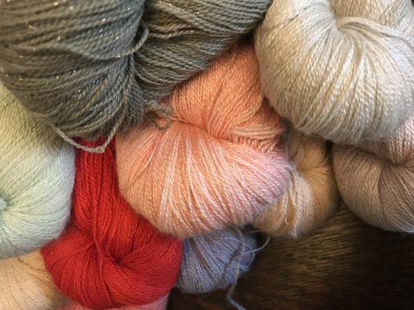 D8CBB22B FC5A 4468 A7CD B8330594789D 600x450 - The Lace Knittery Natural Dye Yarn