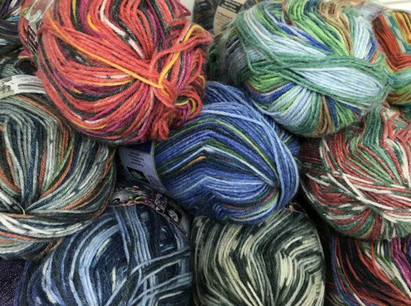 DAD7C2A3 A979 48ED B82F 132A676C2269 600x447 - Opal sock yarn