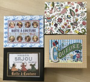 C652EFD8 0B30 4ED3 9F6E C6ABE08A9275 300x273 - Sajou vintage sewing boxes