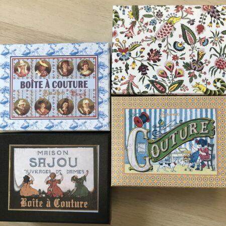 C652EFD8 0B30 4ED3 9F6E C6ABE08A9275 450x450 - Sajou vintage sewing boxes